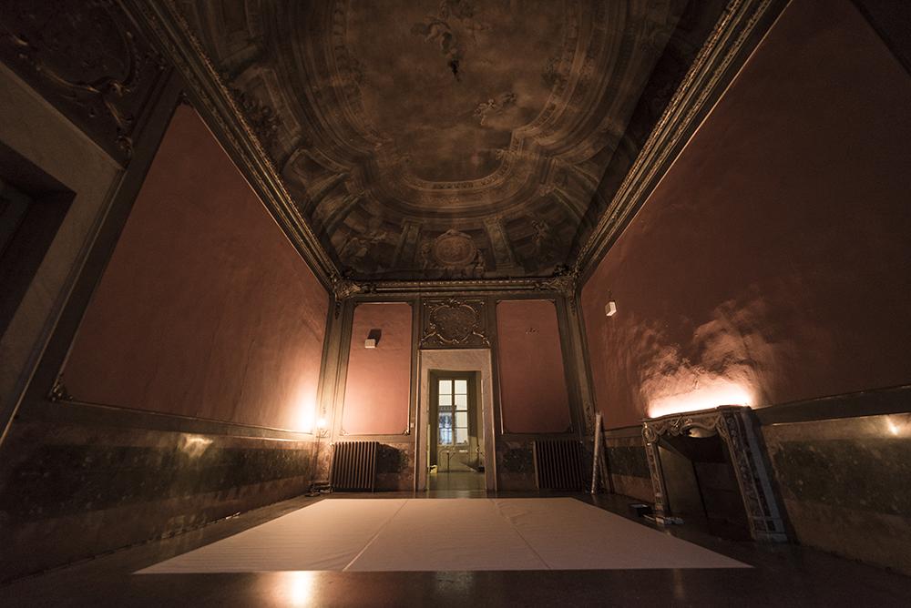 Spazio espositivo Alchemilla, Palazzo Vizzani - Foto di Francesco Polacchini